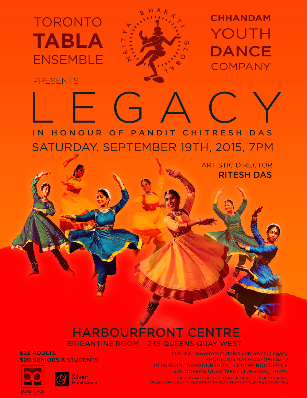 LEGACY POSTER DANCE 1